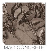 MAC Concrete Eyeshadow