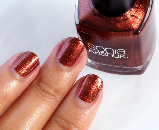 Sonia Kashuk Two Cents swatch
