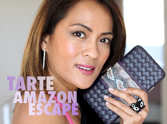 tarte amazon escape