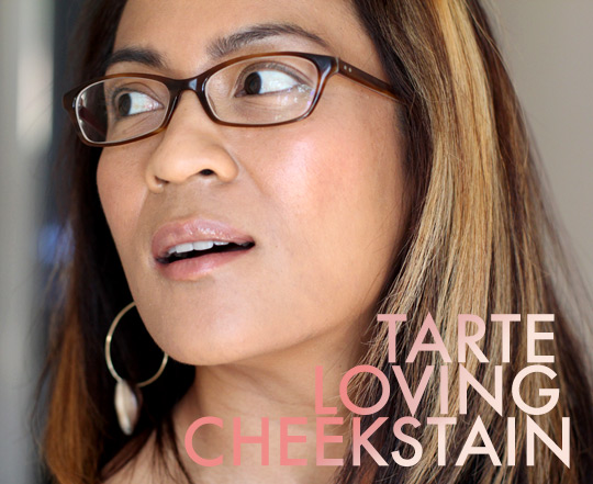 tarte loving cheekstain
