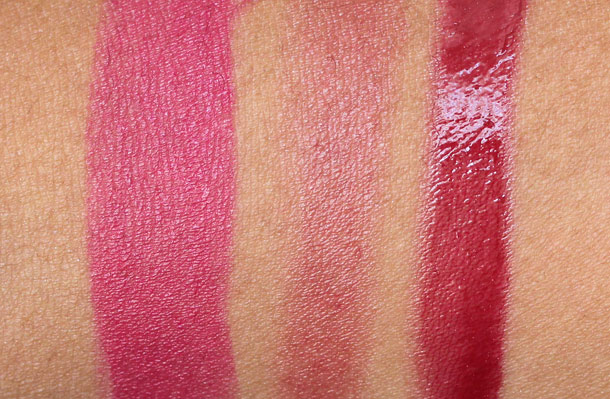 Tom Ford Aphrodisiac Tainted Love Naivete swatches