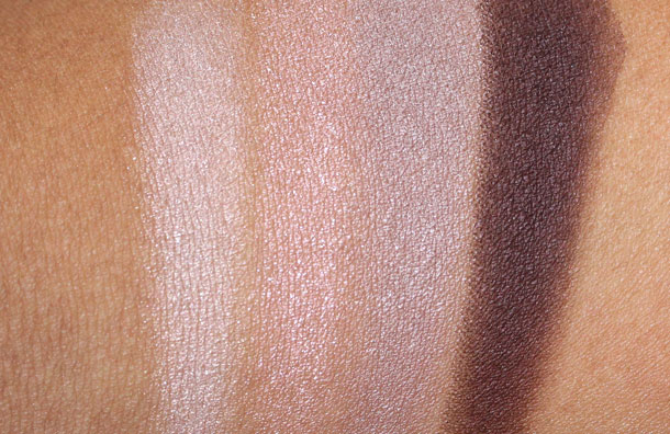 Tom Ford Enchanted Swatches