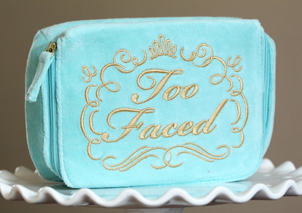 Too Faced Love Sweet Love bag