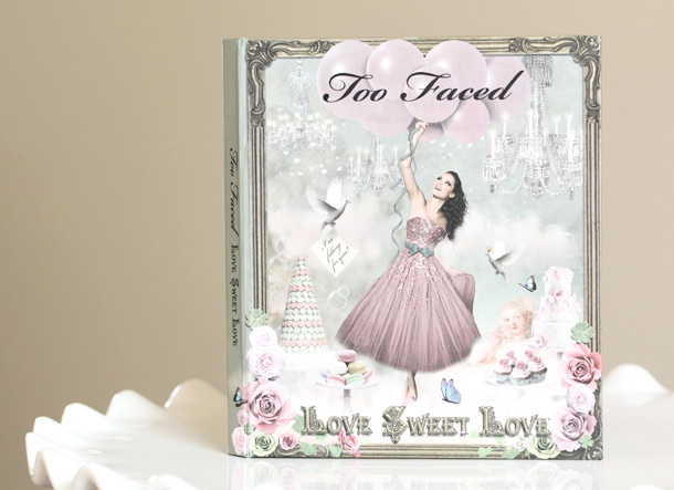 Too Faced Love Sweet Love palette 1