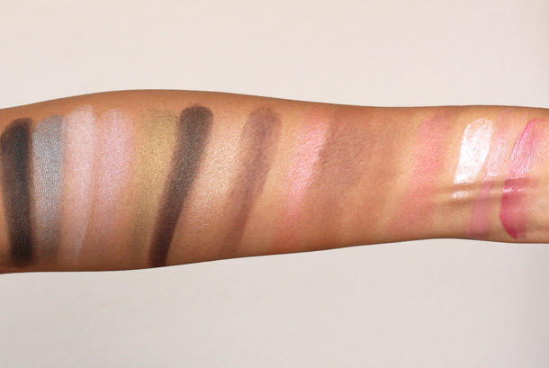 Too Faced Shadow Bon Bons swatches