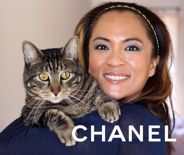 Chanel Blue Illusion de Chanel