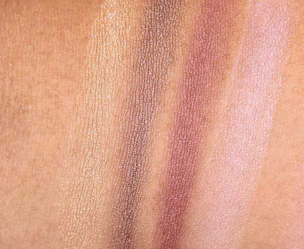 chanel harmonie du soir quad swatch