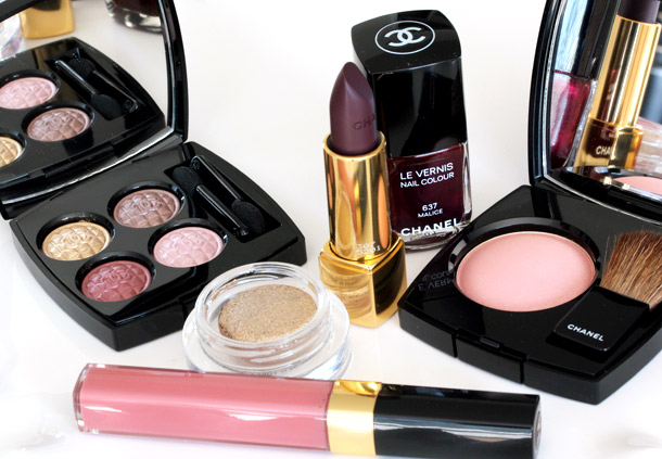 the chanel eclats du soir de chanel holiday 2012 makeup collection