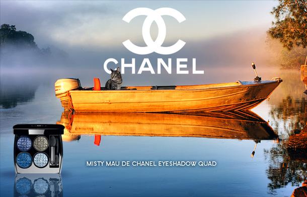 Tabs for the Chanel Misty Mau Eyeshadow Quad