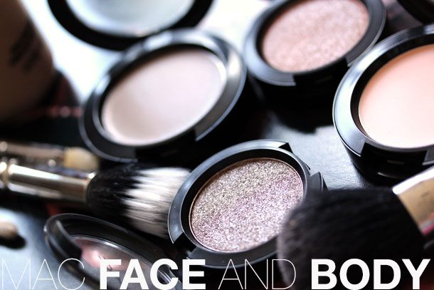 mac face and body collection