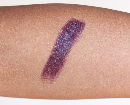 mac yung rapunxel swatch