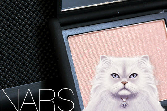 NARS Satellite of Love Highlighting Blush