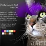 Tabs for Laura Mercier Whisker Length Lash Mascara