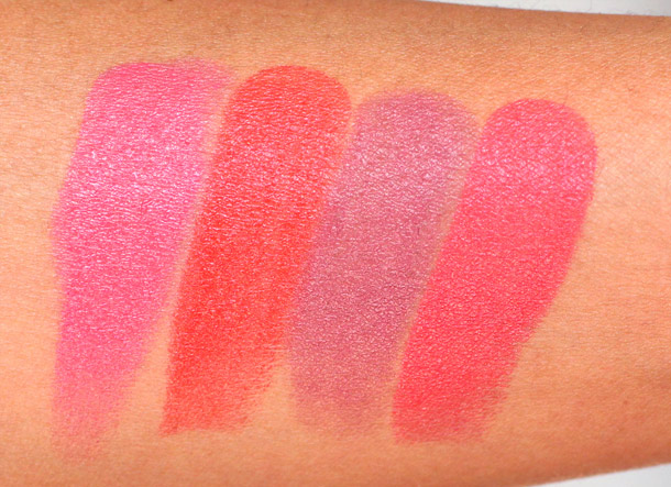tom ford beauty lipstick swatches