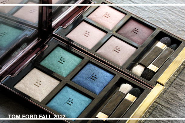 tom ford fall 2012 makeup collection