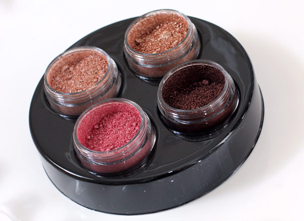 MAC Guilty Passions 4 Tenderly Warm Crushed Metallic Pigments