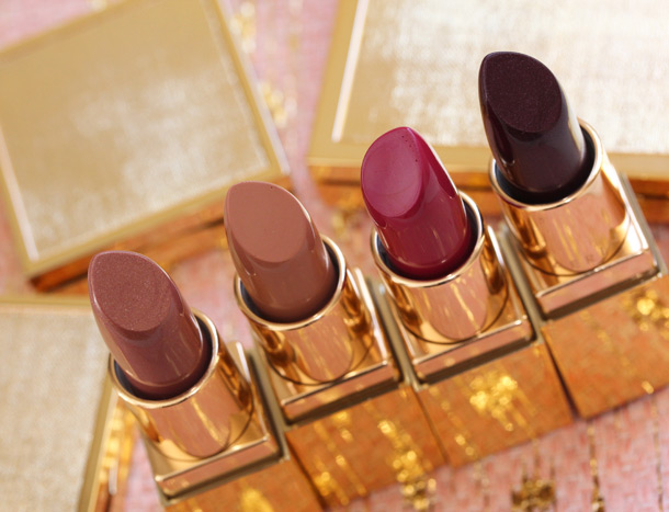 aerin beauty makeup holiday 2012 lipticks