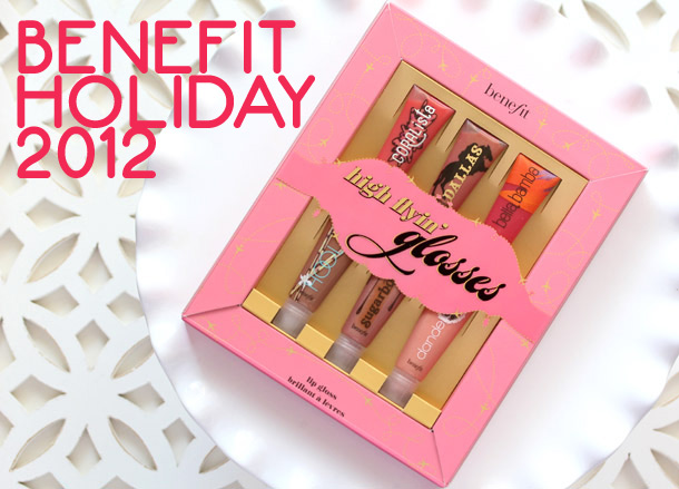 benefit high flyin glosses