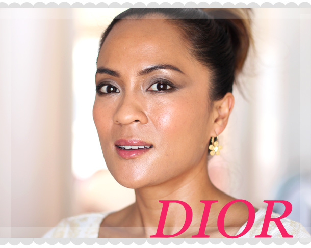 Dior Celebration Collection Makeup Palette for the eye