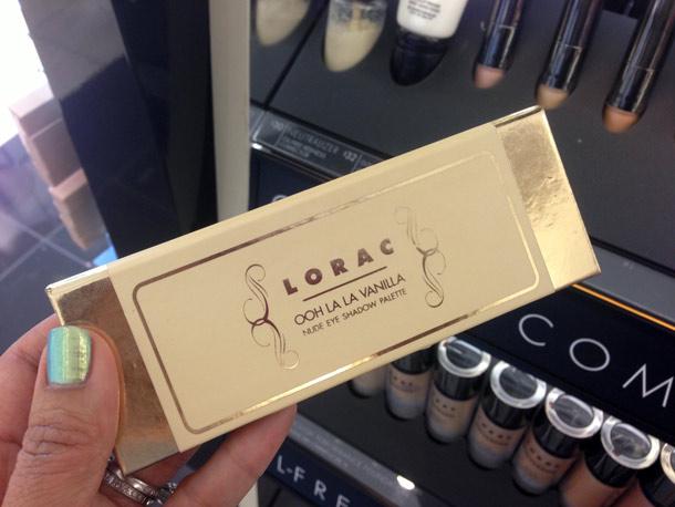 LORAC Eye Candy Full Face Collection in Ooh La La Vanilla