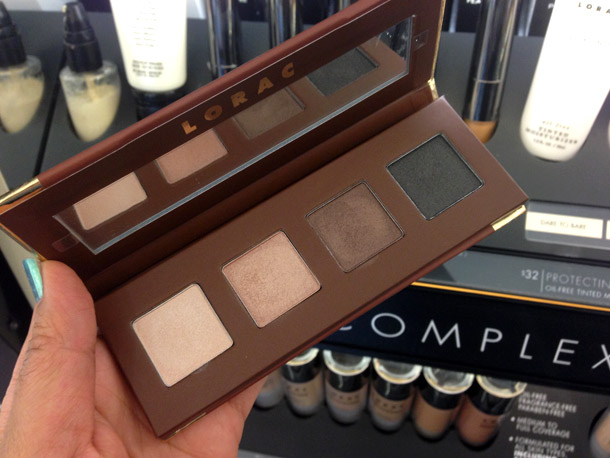 LORAC Eye Candy Full Face Collection Tantalizing Cocoa