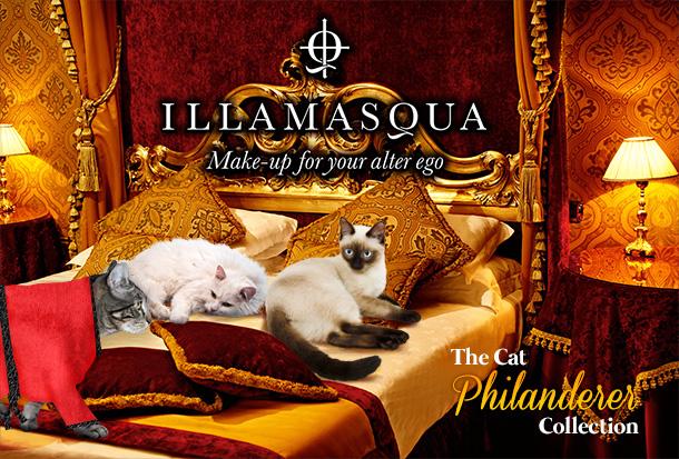 Tabs for Illamasqua Cat Philanderer