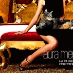 Tabs for the Laura Mercier Lap of Luxury Collection