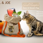 Tab for the Paul & Joe Great Pumpkin Gravy and Grocery Bag