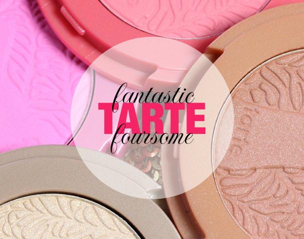 tarte fantastic foursome