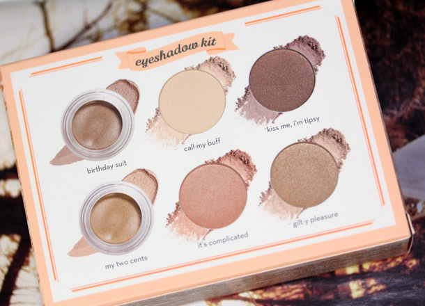 Benefit World Famous Neutrals Eyenessas Most Glamorous Nudes Ever box back