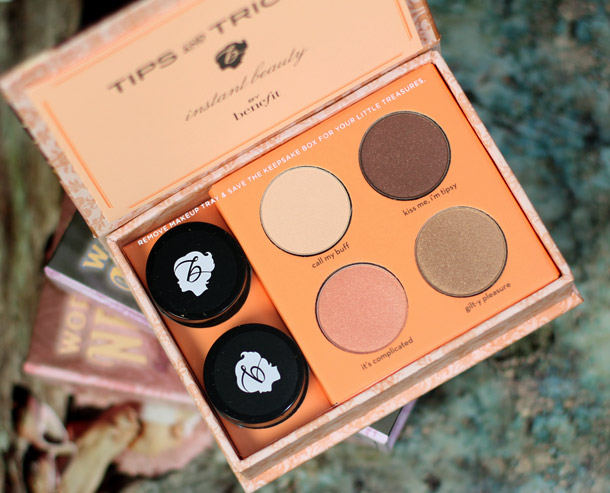 Benefit World Famous Neutrals Eyenessas Most Glamorous Nudes Ever overhead