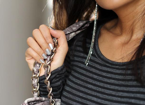 Sonia Kashuk Precious Gems Lip, Liner & Nail Set Nail Polish in Smoke 'n Mirrors
