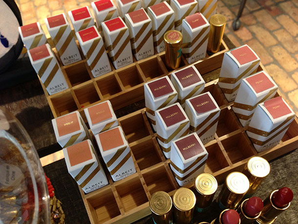 albeit lipsticks anthropologie