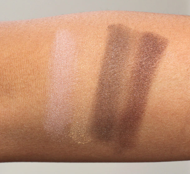 chanel intuition swatches