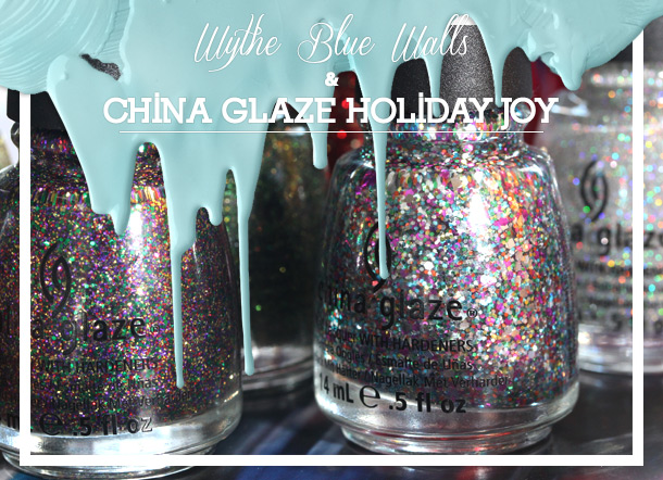 The China Glaze Holiday Joy Collection