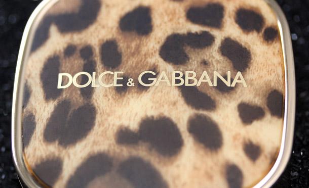 dolce gabbana the animalier bronzer