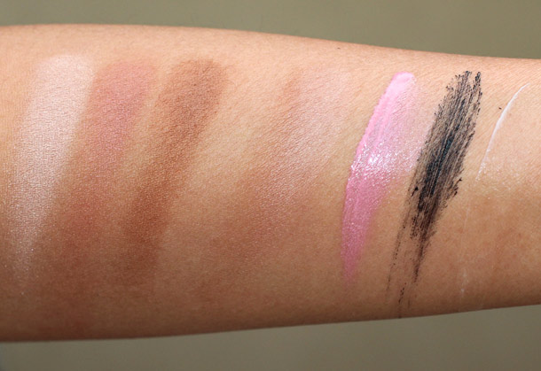 korres goddess beauty swatches