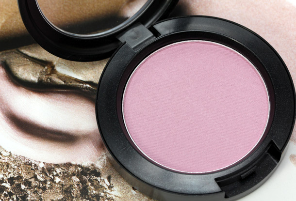 mac unconventional blush from the taste temptation collection