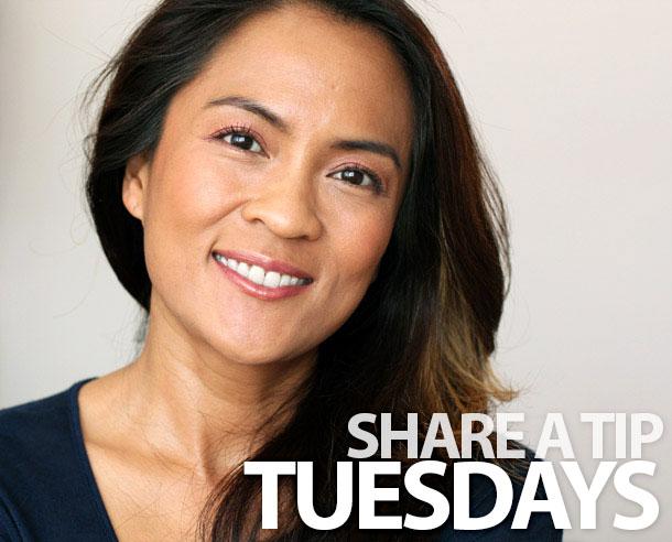 Share a Tip Tuesdays: 5 Minute Makeup