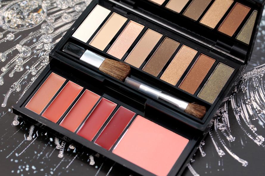 Sephora Beauty To Go Mini Palette