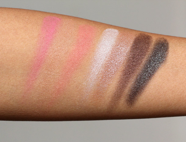 sonia kashuk formal affair swatches