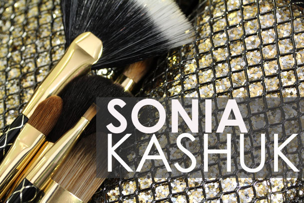 sonia kashuk gilded cage holiday brush set 1