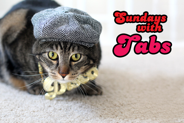 Sundays With Tabs: Makeup and Beauty Blog Mascot