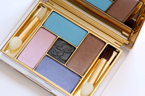 Estee Lauder Pretty Naughty Pure Color Five Color EyeShadow Palette