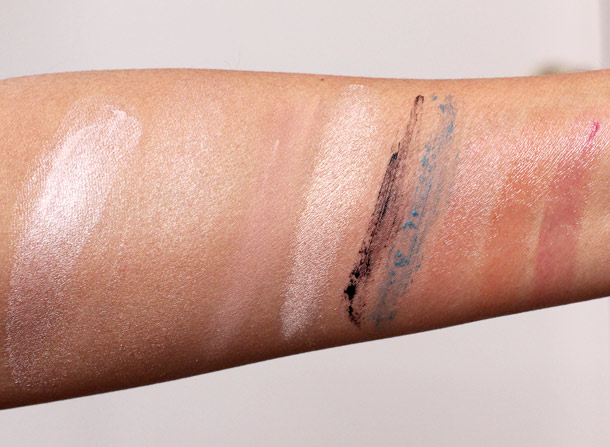 bareminerals remix swatches