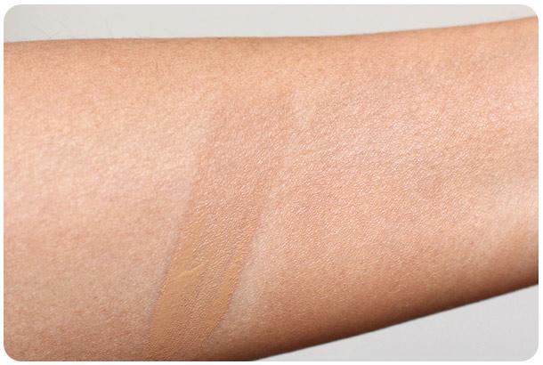 becca radiant skin foundation swatch