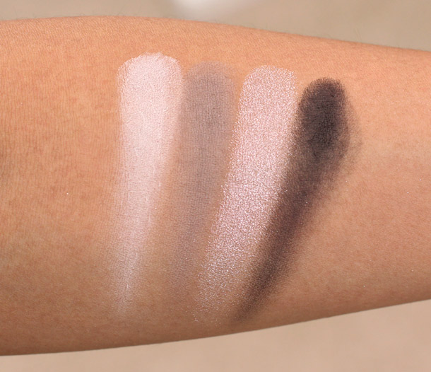 bobbi brown uptown classic eye palette swatches