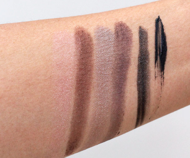clinique endless eye looks swatches