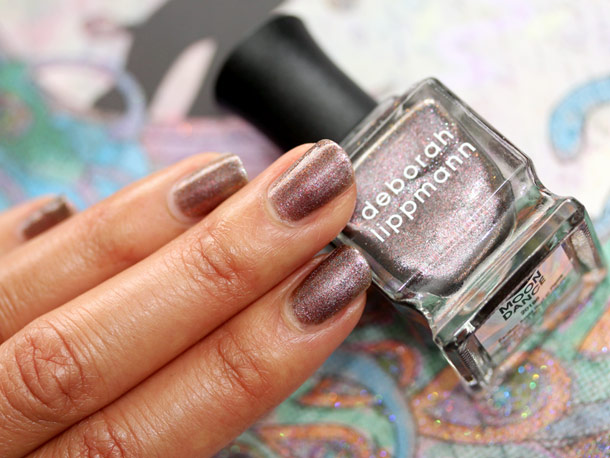 deborah lippmann moon dance swatch