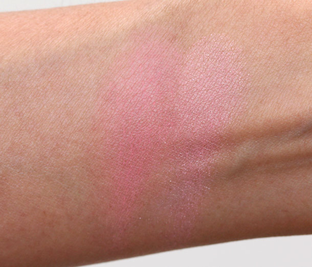 diorblush pink happiness swatch